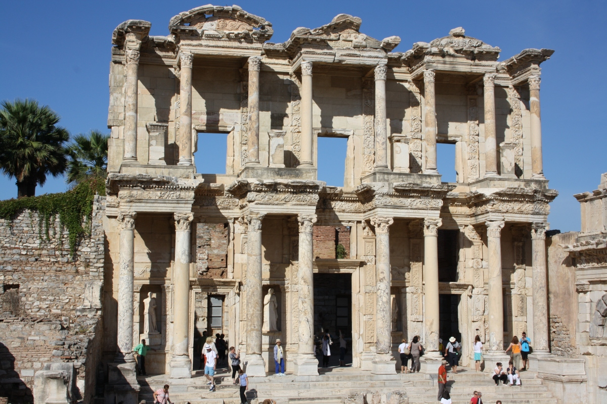 Biblioteket i Ephesus