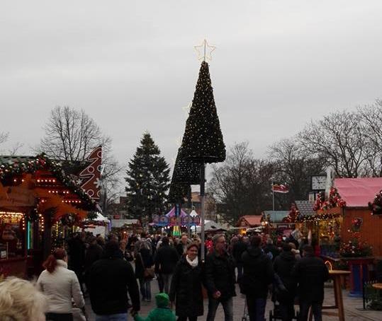 Det eventyrlige julemarked