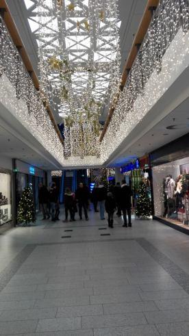 Det julepyntde Rostocker Hof