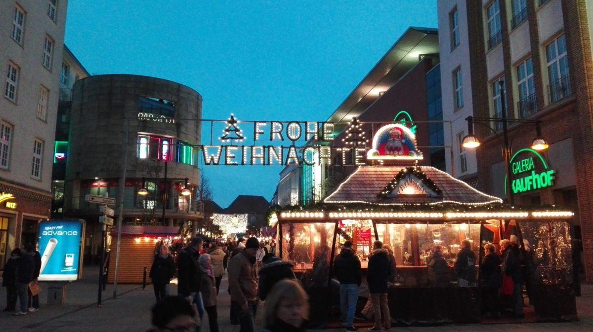 Juletur til Rostock