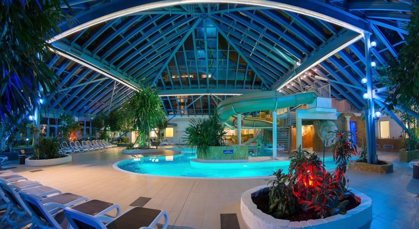 Rügen Hotel og feriepark, badeland