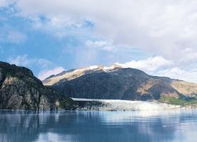 Glacier Bay i Alaska