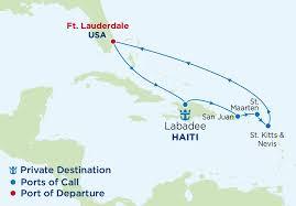 Krydstogt Carribien