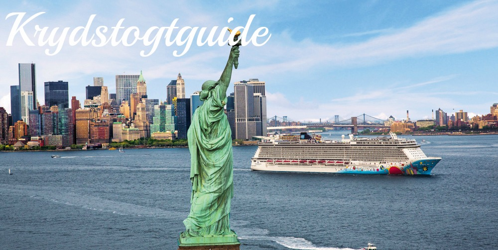 Krydstogt guide – Destinationer