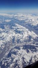 Udsigten over Alperne