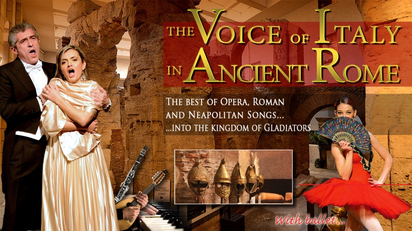 The Voice of Italy in ancient Rome