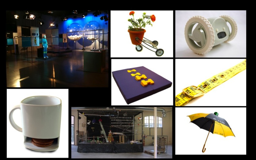 Opfindelser på Miba Museet - Billedet er lånt af miba.com