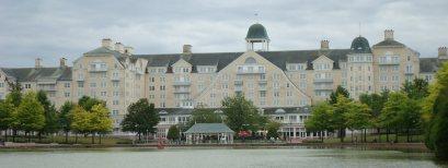 Fire stjernde hotel New Port Bay Club - For enden af Lake Disney