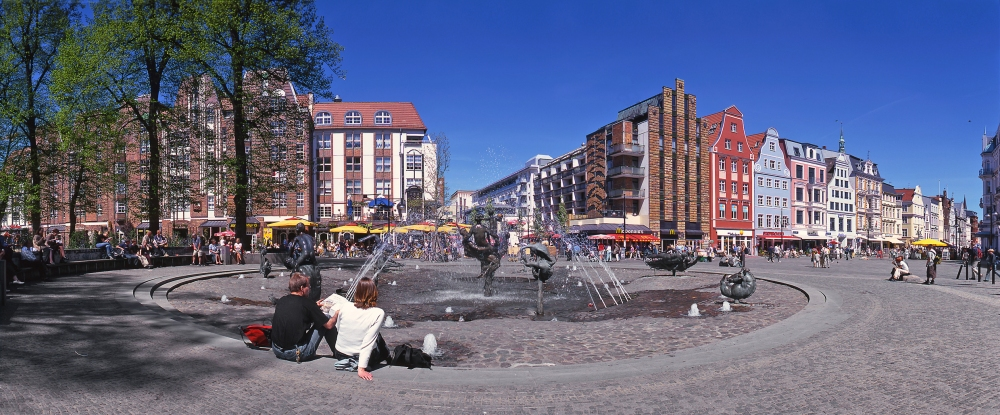 Rostock mere end enhavneby
