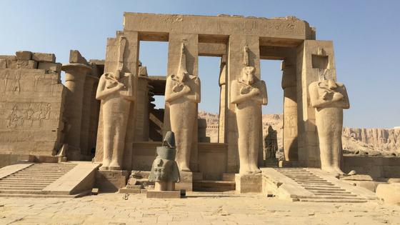 Egypten historiske vidundere